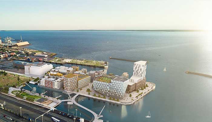 Scandic to open new hotel in Helsingborg harbor