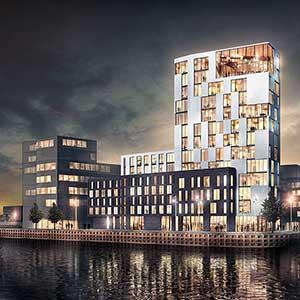 Scandic to open hotel in Helsingborg harbor