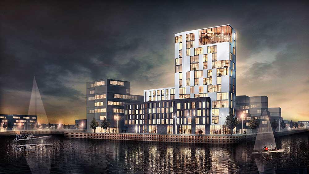 Scandic to open new hotel in Helsingborg