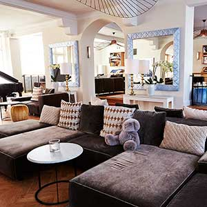 Finding your 'mojo' at Kurhotel Skodsborg
