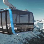Matterhorn glacier ride am Klein Matterhorn