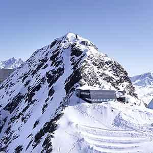 Matterhorn glacier ride: Auf das Klein Matterhorn mit neuer Seilbahn