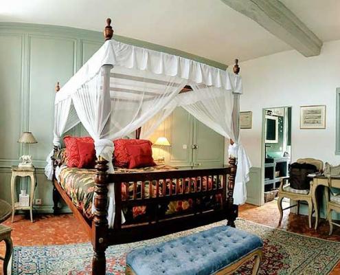 Honfleur Hoteltipp - Das Hotel La Maison du Parc