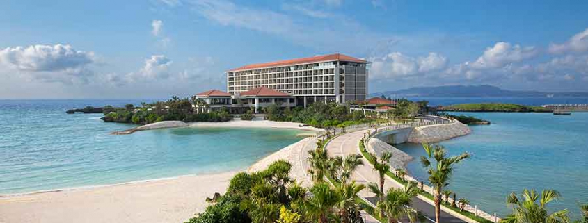 Hyatt Beach Resort Hyatt Regency Seragaki Island Okinawa