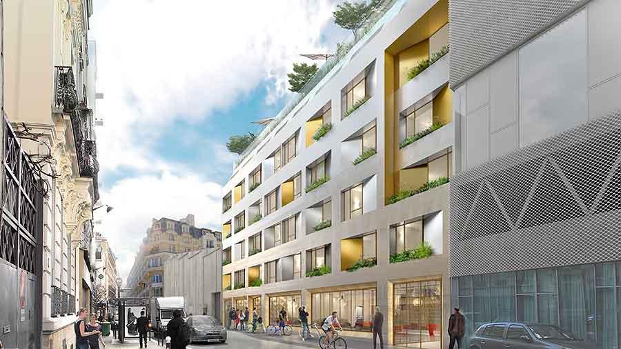 JO&JOE Paris Buzenval Open House Hotel