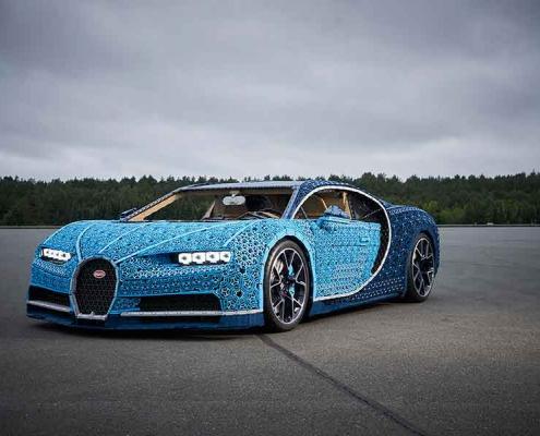 Der Lego Bugatti Chiron