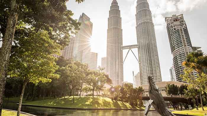 Four Seasons Hotel in Kuala Lumpur