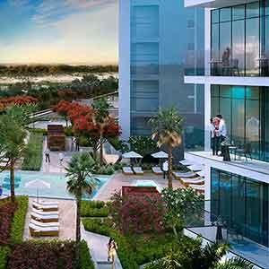 Radisson Hotel in Dubai DAMAC Hills soll 2019 eröffnet werden