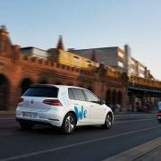 Volkswagen VW e carsharing We Share