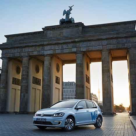 Volkswagen plant elektrisches Carsharing