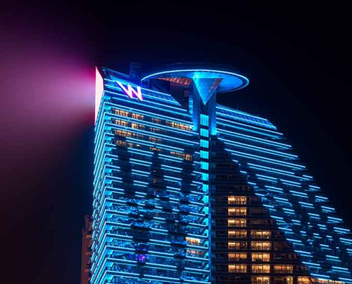 Neues W Hotel in China - das W Xi'an in Xian