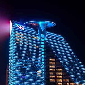 Neues W Hotel in China: Eröffnung des W Xi'an