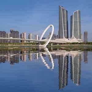 Das Jumeirah Nanjing – ein weiteres Werk von Zaha Hadid