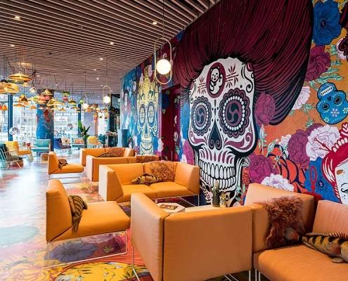 nhow Hotel in Amsterdam