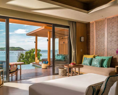 Anantara Quy Nhon Villas Luxus Resort in Vietnam
