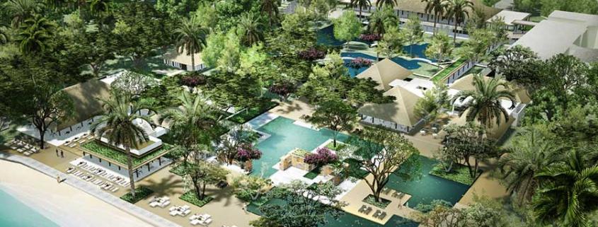 Luxus Hotel auf Bali - das Hyatt Regency Bali