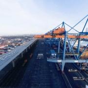 Hyperloop und HHLA im Hamburger Hafen
