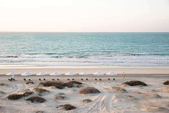 Luxus Resort in Abu Dhabi Jumeirah at-Saadiyat Island