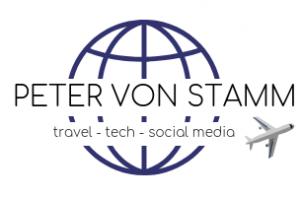 Logo Peter von Stamm Travbelblog