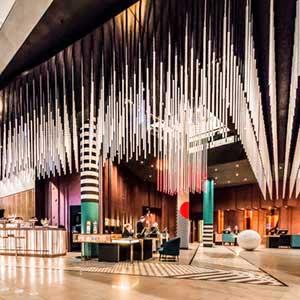 Preisgekröntes Design: Das Pullman Berlin Schweizerhof