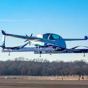 autonomes Flugzeug PAV von Boeing