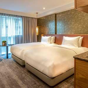 Hilton eröffnet das Lincoln Plaza London Hotel im Canary Wharf