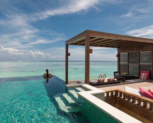 Malediven Reiseinfos - Four Seasons Kuda Huraa