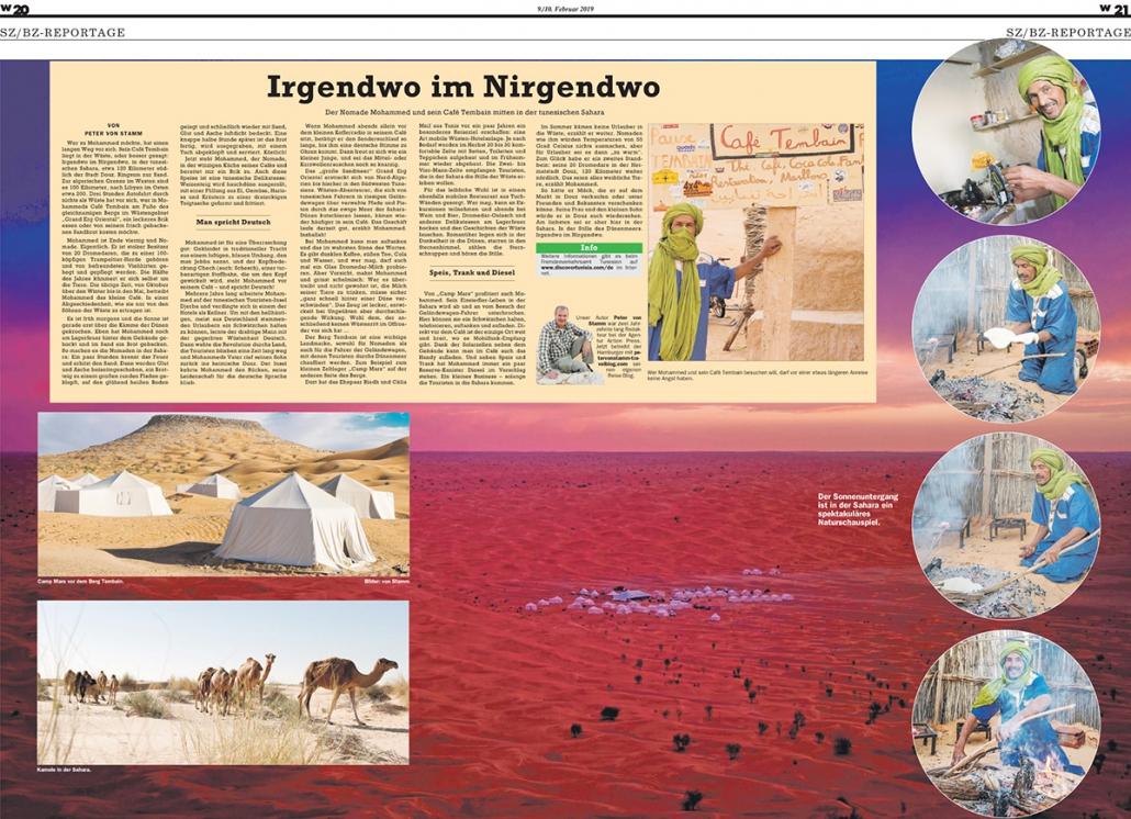 Tunesien Reise Artikel