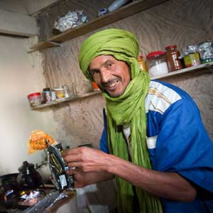 Reisetipp Tunesien – Mohammed und das Café Tembain