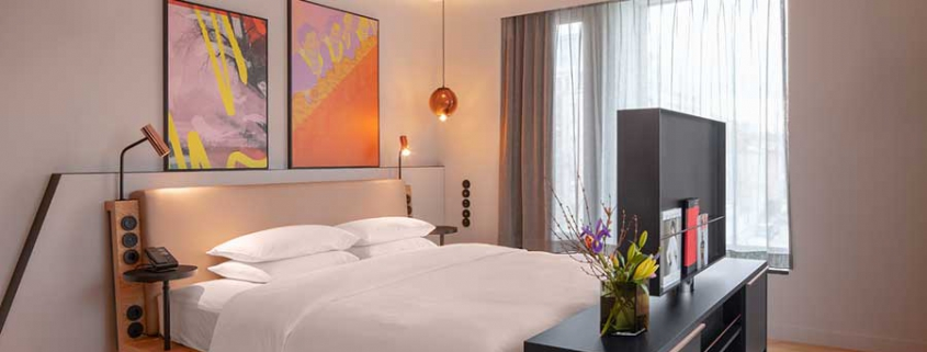 Andaz Hotel in München Schwabinger Tor
