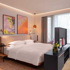Andaz by Hyatt: Neues 5 Sterne Design Hotel in München
