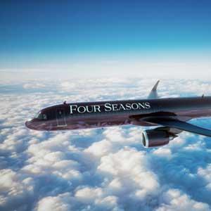 Das fliegende 5-Sterne Hotel: Der neue Four Seasons Privatjet