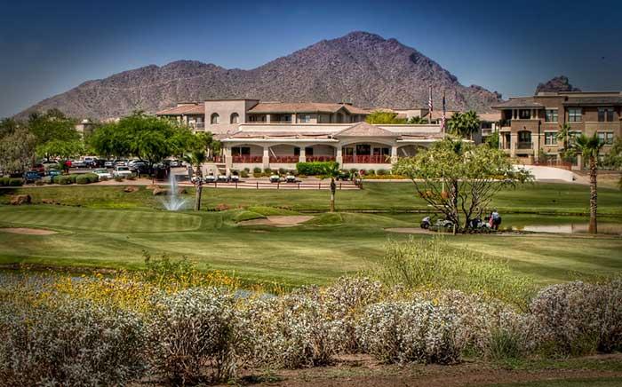Silverado Hotel & Spa in Napa Valley