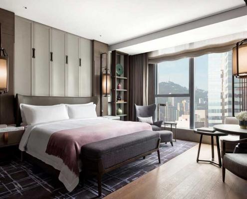 Das The st. Regis Hong Kong Hotel