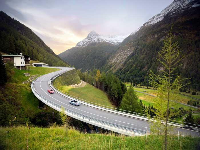 Maut gebühr in Österreich - Pickerl Vignette Gebühr