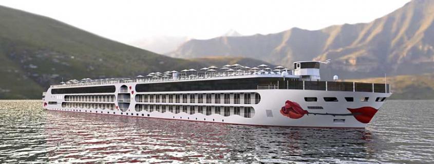 Flussschiff A-ROSA E-Motion Ship 2021