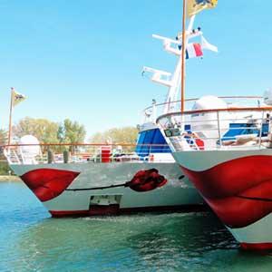 Eine Flusskreuzfahrt mit der A-ROSA Luna