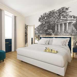 NH eröffnet das 6. NH Hotel in Rom