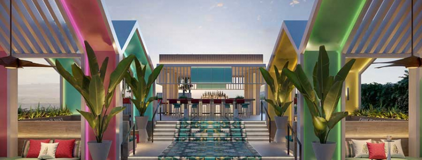 Themen-Hotel in Dubai: Das Jaz in the City