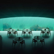 Unterwasserrestaurant Under in Norwegen