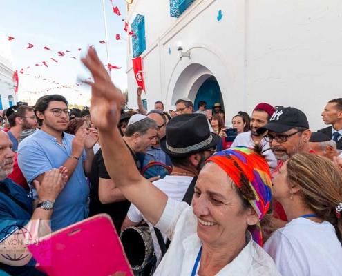 La Ghriba Wallfahrt auf Djerba, Tunesien
