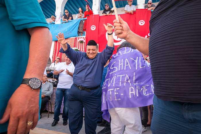 La Ghriba Wallfahrt in Tunesien