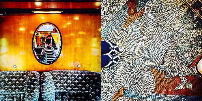 Orient Express - design