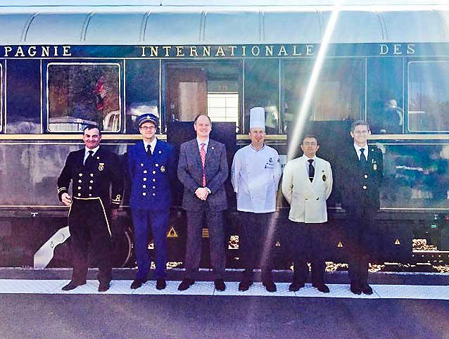 Orient Express -staff