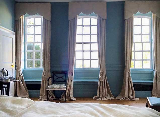 Eggington House bedroom