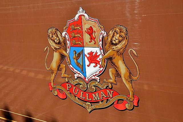 Orient Express -Pullman logo