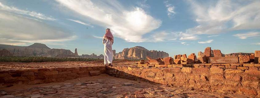 Dadan in Saudi Arabien