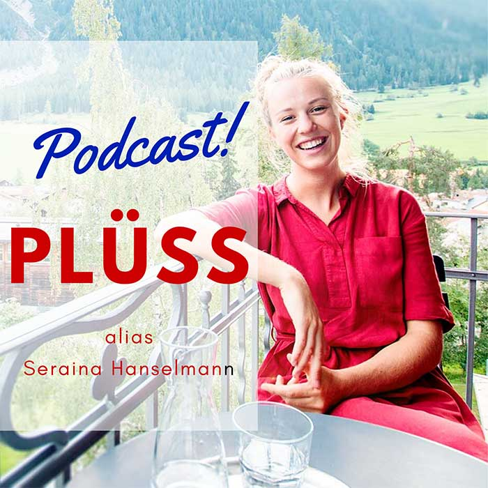 PLÜSS alias Seraina Hanselmann im Interview