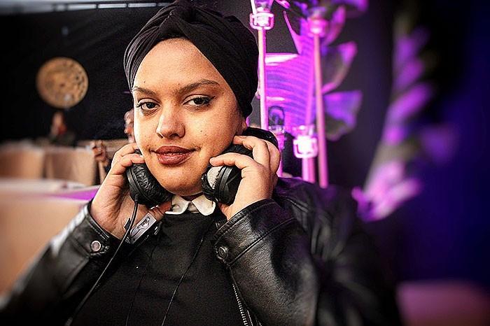 DJ Shida alias Emna Trabelsi
