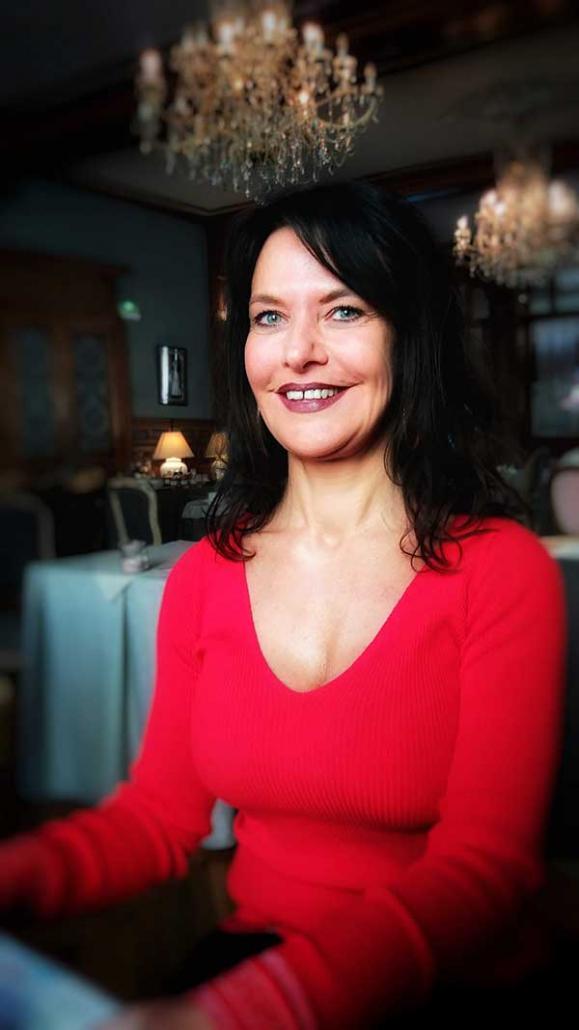 Valérie Mathey vom Hotel la Balance